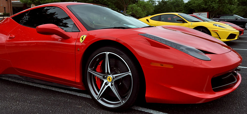 exotic car rental in austin tx